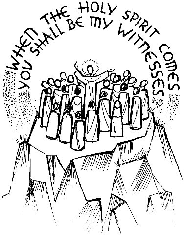 What are you doing just stand there elizabeth hagan for Saint dominic savio coloring page