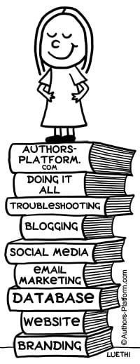 Platforms, Publishing and Blog Frustrations