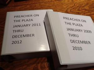 Why Still Preacher on the Plaza?