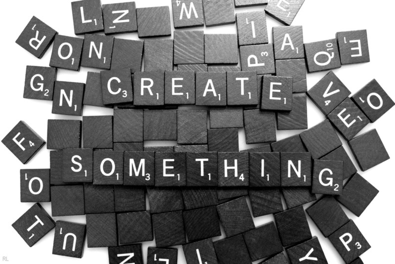 Creating What Doesn't Exist