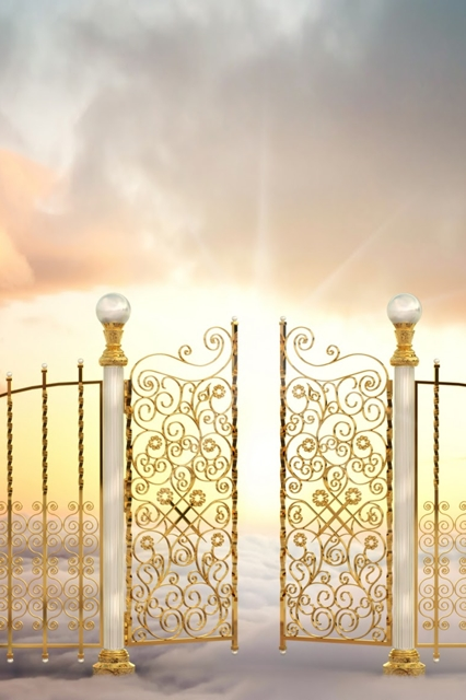 Pearly White Gates Related Keywords - Pearly White Gates ... Pearly Gates Of Heaven Clipart