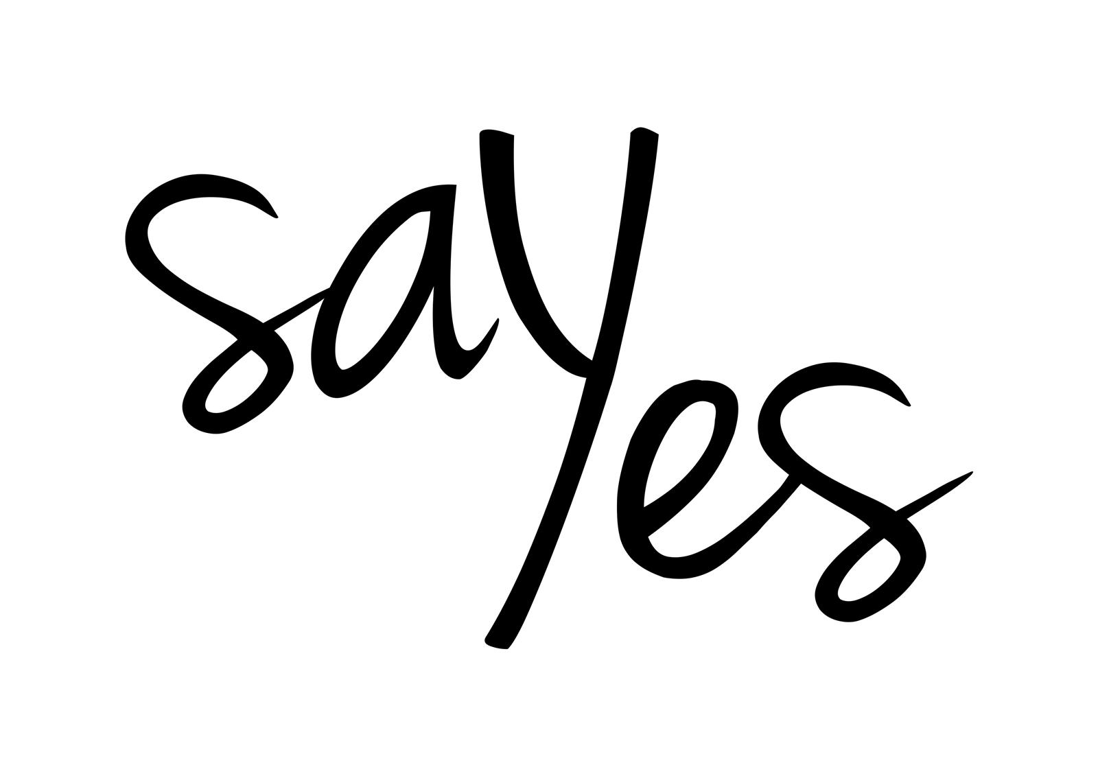 What Does it Take to Say Yes?