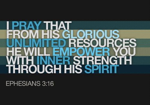 A Prayer of Surrender