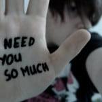 I Need You. You Need Me