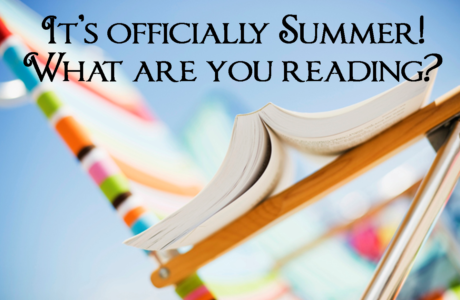 4 Books For Your Summer Reading