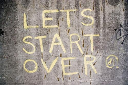 starting-over